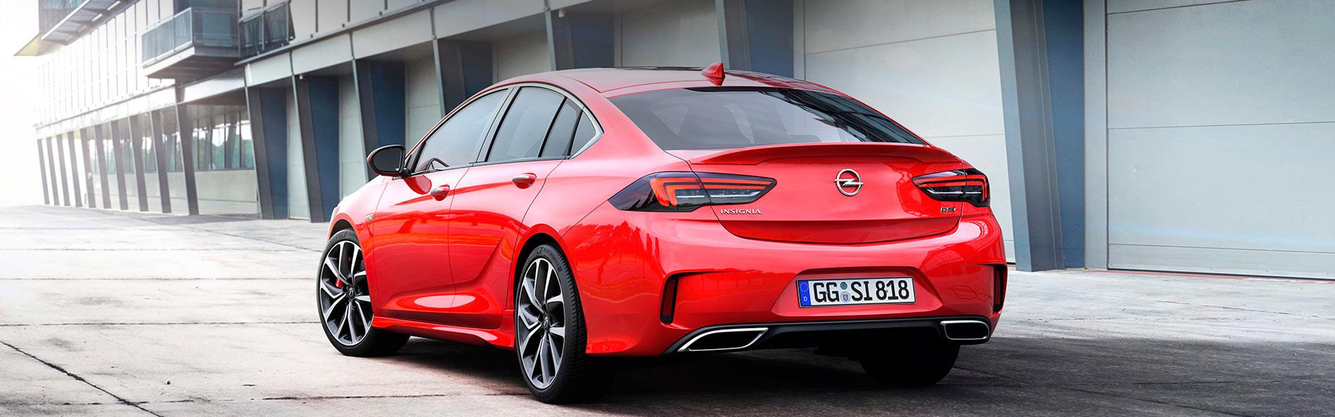 Запчасти на Opel Insignia